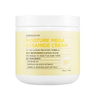 NATUREKIND - Moisture Mega Ceramide Cream 500g