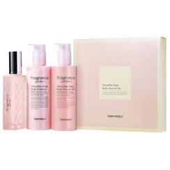 TONYMOLY - Fragrance Garden Versailles Rose Body Special Set