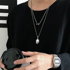 InShop Watches - Robot Necklace