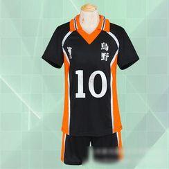 星河动漫 - 排球少年角色扮演服装