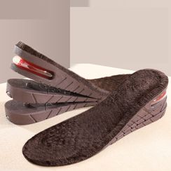 KEZUJIA - 保暖内增高鞋垫