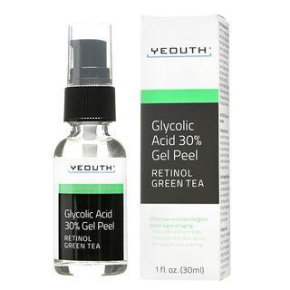 YEOUTH - Glycolic Acid 30% Face Gel Peel