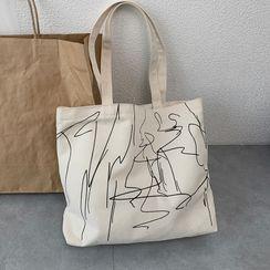 Basaran - Printed Tote Bag