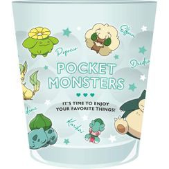 T'S Factory - Pokemon Clear Plastic Cup (Green)