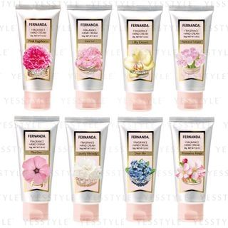 Fernanda - Fragrance Hand Cream 50g - 11 Types