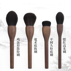 China Chic - Powder Brush / Flat-Top Foundation Brush / Blush Brush