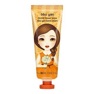 The ORCHID Skin - Snow Bbo Yan Hand Cream