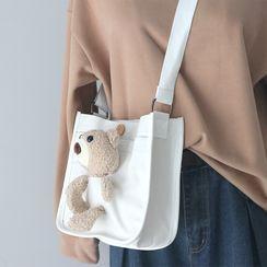 Melomi - Plush Toy Crossbody Bag