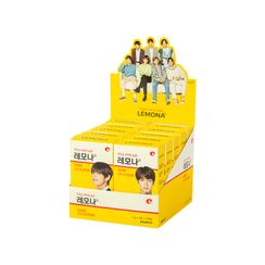 LEMONA - Vitamin Powder BTS Special Edition Box Set (Random Member)