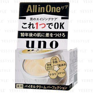 Shiseido - Uno All In One Vital Cream Perfection