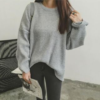 Moon City - Knit Sweater