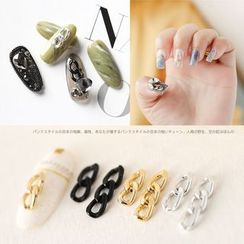 WGOMM - Chain Nail Art Decoration