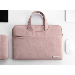 BAGGEST - Plain Laptop Briefcase