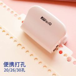 Sanzo - Hole Punch for Loose Leaf Notebook