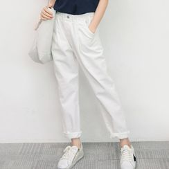Chisy - Kids Straight Fit Pants