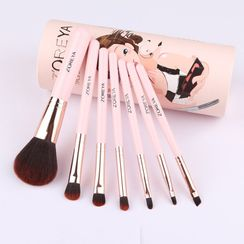 ZOREYA - Set of 7: Makeup Brush