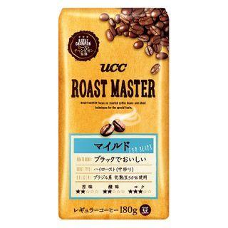 UCC - Roast Master Mild Coffee Beans for Black 180g