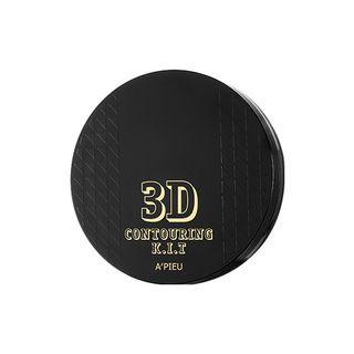奥普 - 3D Contouring Kit (#1 Natural Warm)