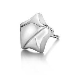 Kenny & co. - Share of Love Ip Rose Gold Lucky Star Earring(single)  Star bracelet
