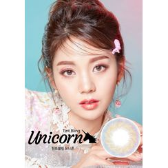 LENS TOWN - Tintbling Unicorn Monthly Color Lens #Brown