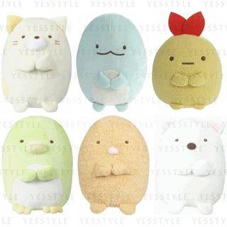 Sanrio - Sumikko Gurashi Plush 8 Inch - 6 Types