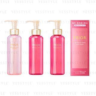Shiseido - Prior Medicated High Moisturizing Lotion 160ml - 3 Types