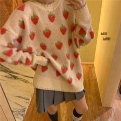 Rhodo - 图案毛衣