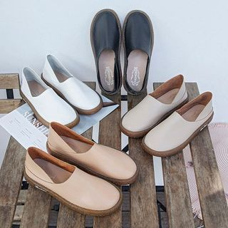 Terute - 真皮平底輕便鞋