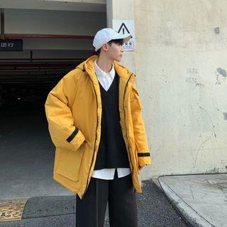 DuckleBeam - 立领短款外套
