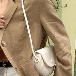 FROMBEGINNING - Semicircle Shoulder Bag