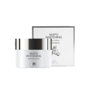Pretty skin - Mayu Whitening Ampoule Cream
