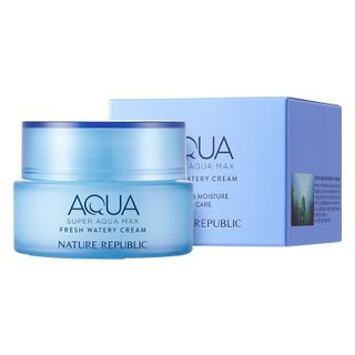 NATURE REPUBLIC - Crema hidratante Super Aqua Max Fresh Hydrating