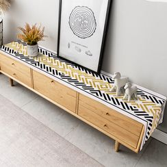 iMpressee - Patterned Furniture Dust Cover / Coffee Table Cloth