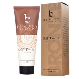 Beauty by Earth - Self Tanner - Natural Sunless Tanning Lotion