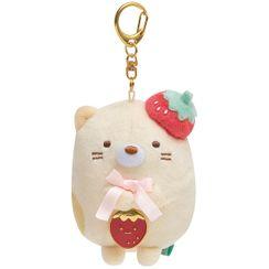 San-X - San-X Sumikko Gurashi Plush Key Holder (Neko)