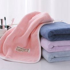 Nyhouse - Coral Fleece Hair Drying Towel
