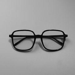 Doll Parlour - 纯色眼镜