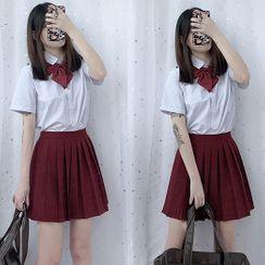 Chrystina - School Uniform Costume Set