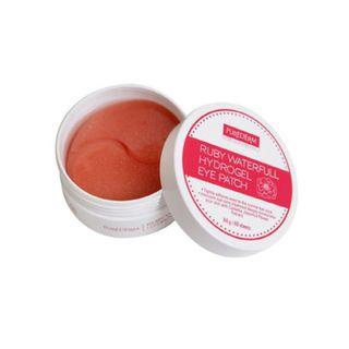PUREDERM - Ruby Waterful Hydrogel Eye Patch 60pcs