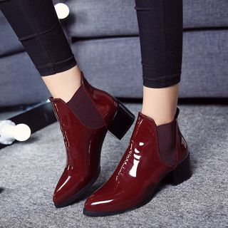 Weiya - Pointy Ankle Boots