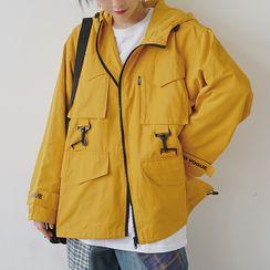 Fella - Hooded Zip Jacket