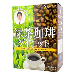 Fine Japan - Green Tea & Coffee Diet