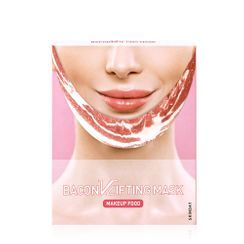 OnDay - Makeup Food Bacon V Lifting Mask Set