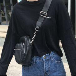 Mirandopa - Chain Strap Crossbody Bag