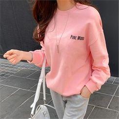PIPPIN - Letter Print Sweatshirt