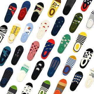 SHINSHIN - 印花船襪 (多款設計)
