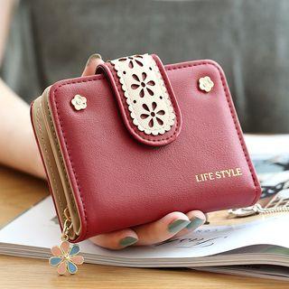 Volva - Faux-Leather Wallet