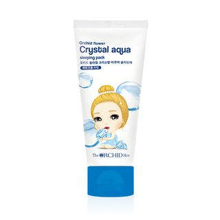 The ORCHID Skin(ザ オーキッドスキン) - Orchid Flower Crystal Aqua Sleeping Pack 120ml