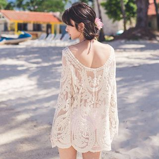 Moanum - Lace Beach Cover-Up
