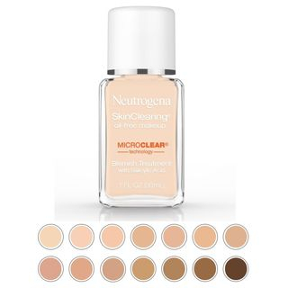 Neutrogena 露得清 - SkinClearing Liquid Makeup Foundation